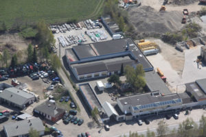 Luftbild Naturstein Consult Gagelmann Goslar