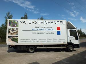 Wir liefern Natursteine